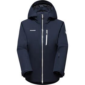 Mammut Stoney HS Thermo Jacket Women, bleu/blanc